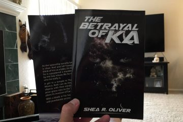 Hardcopy The Betrayal of Ka