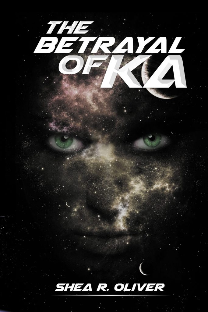 The Betrayal of Ka Book Cover