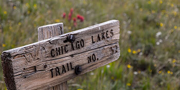 Chicago Lakes Trail No. 52