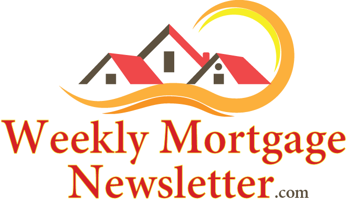 The Weekly Mortgage Newsletter Logo