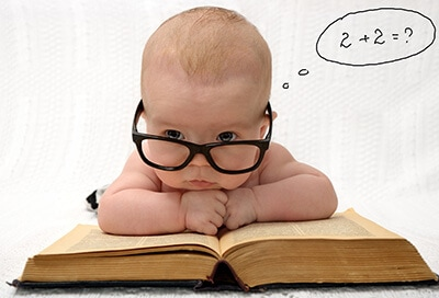 Math Baby