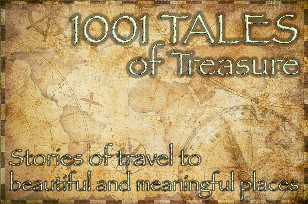 1001 Tales of Treasure