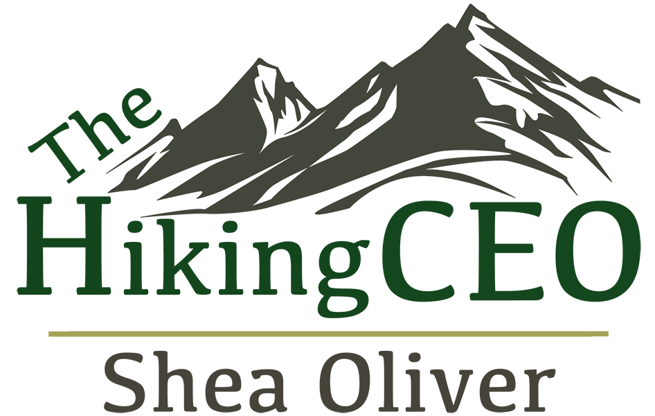The Hiking CEO Logo