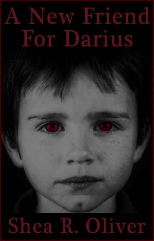 A New Friend For Darius Cover