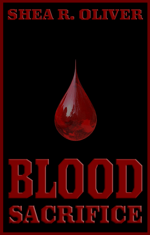 Blood Sacrifice - Book Cover