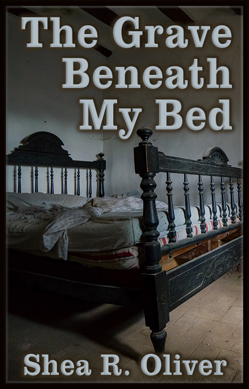 The Grave Below My Bed - Book Cover