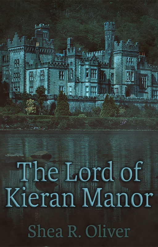The Lord of Kieran Manor - Book Cover
