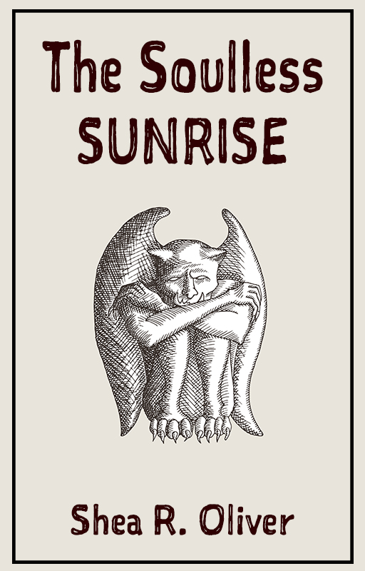 The Soulless Sunrise - Book Cover