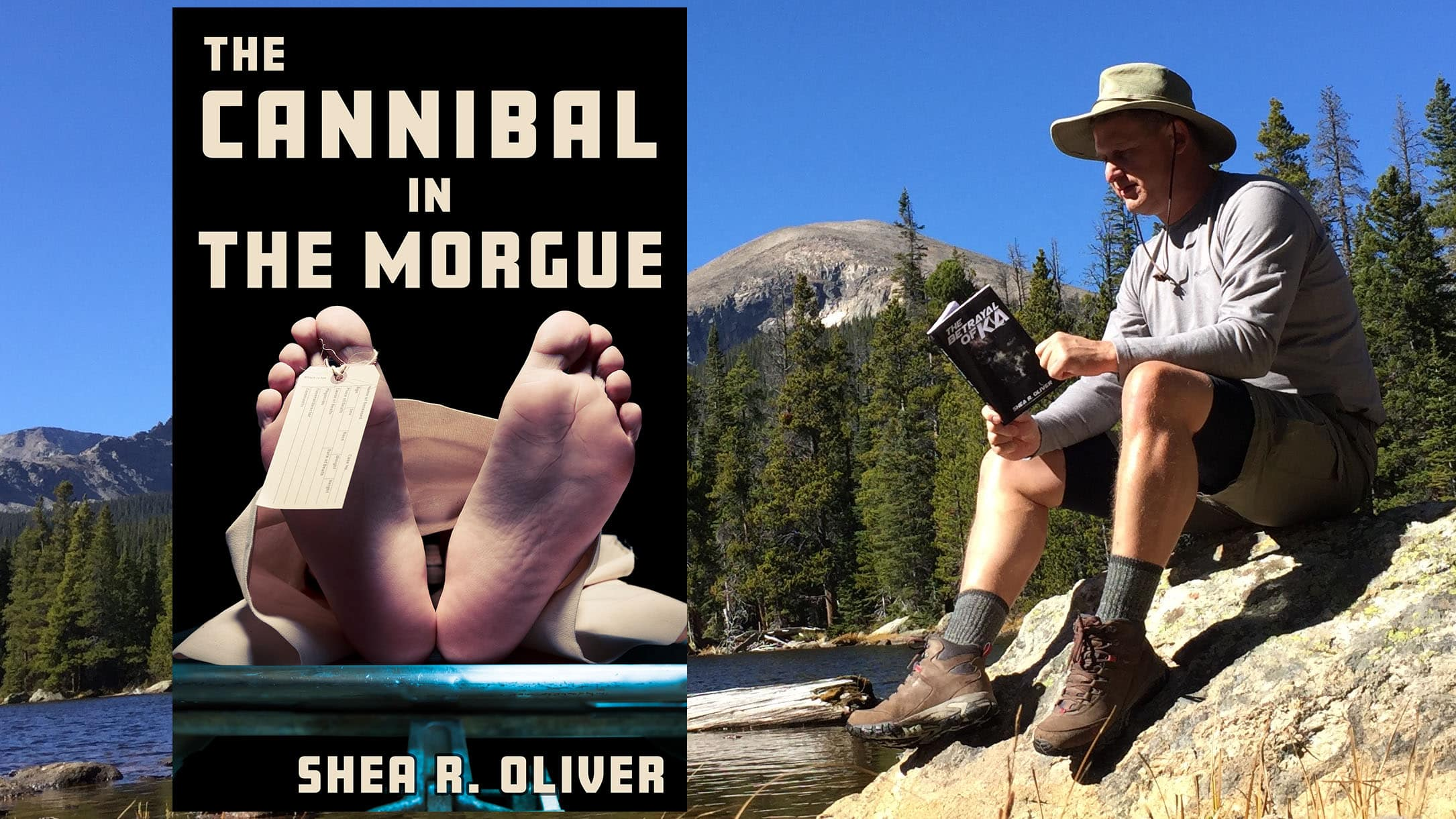 Shea Reads – The Cannibal in the Morgue