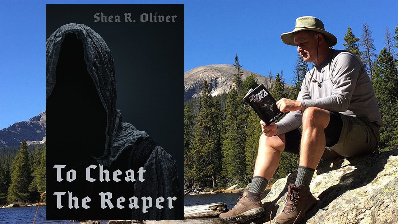 Shea Reads To Cheat The Reaper