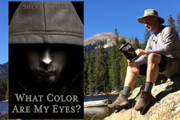 Shea Reads - What Color Are My Eyes