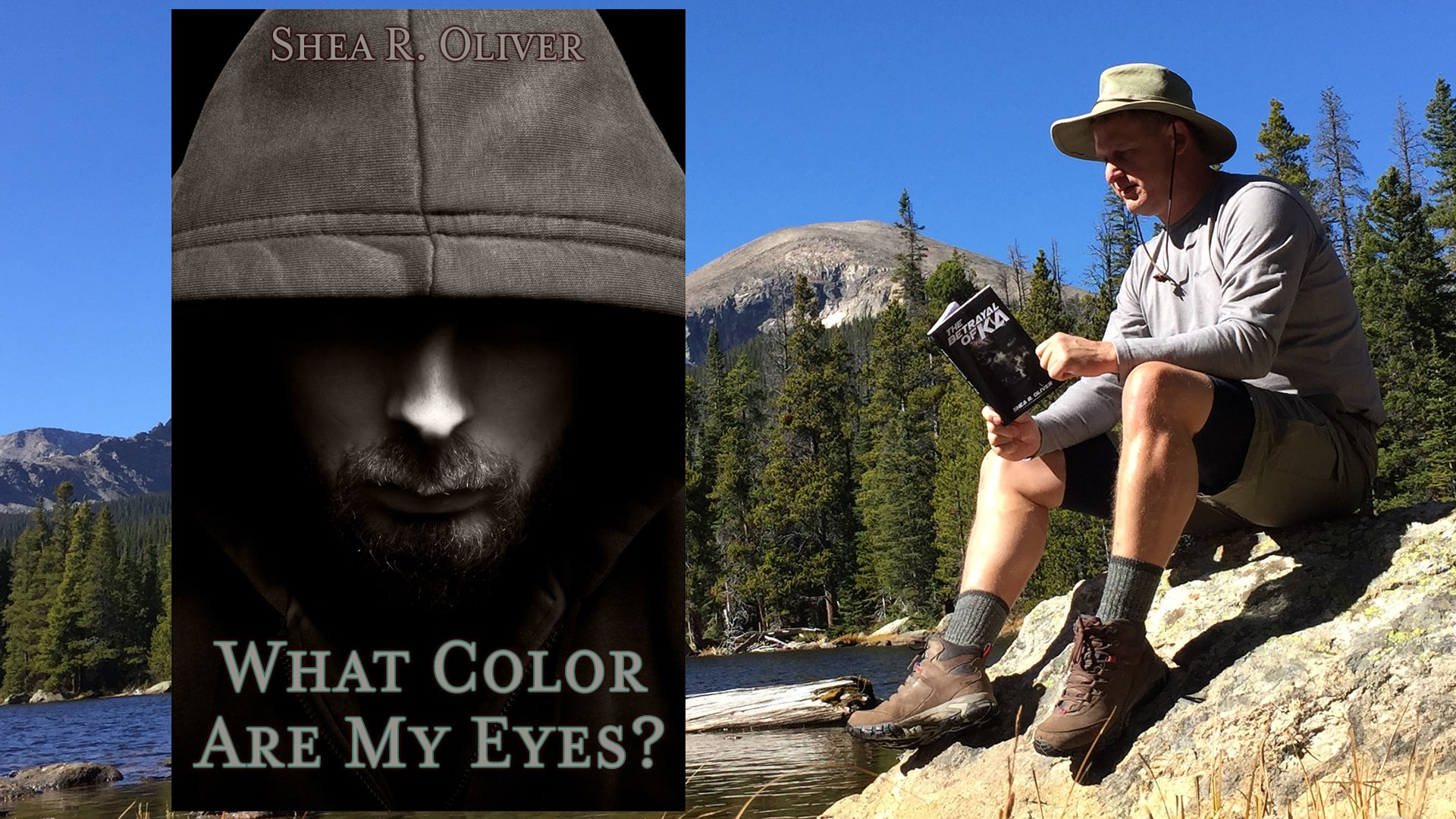 Shea Reads – What Color Are My Eyes