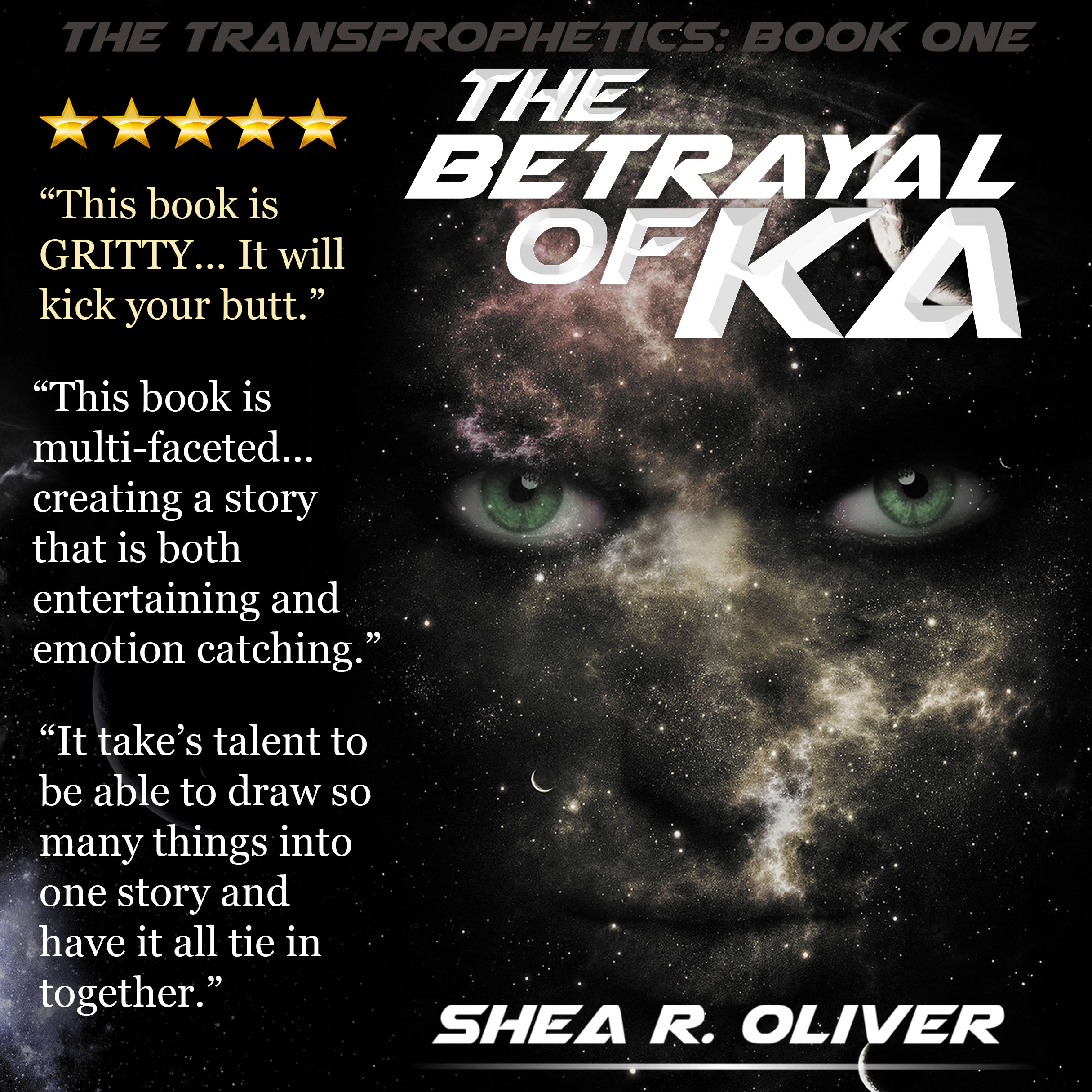Awesome review of The Betrayal of Ka