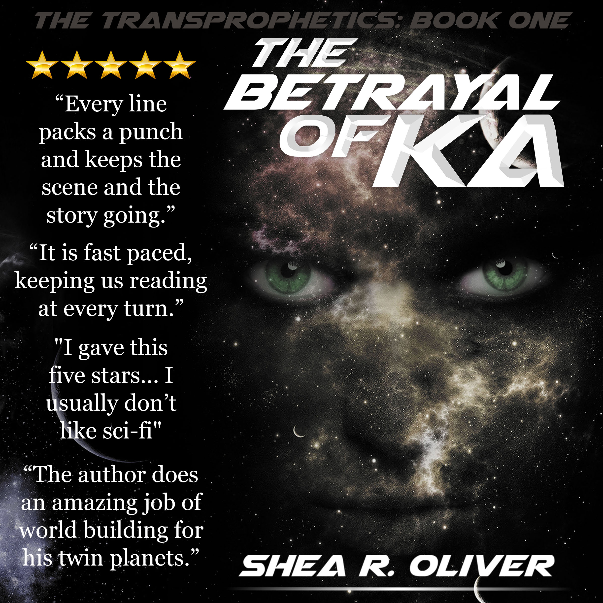 Tim Learn's review of The Betrayal of Ka