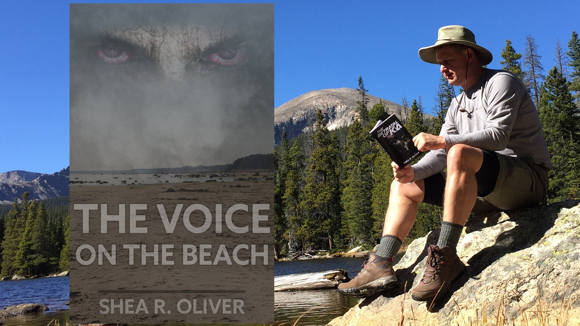 Shea Reads – The Voice on the Beach