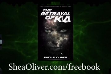 The Betrayal of Ka Book Trailer Header