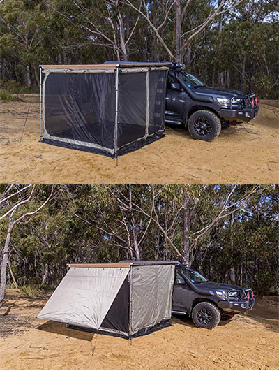 ARB Canopy and Room