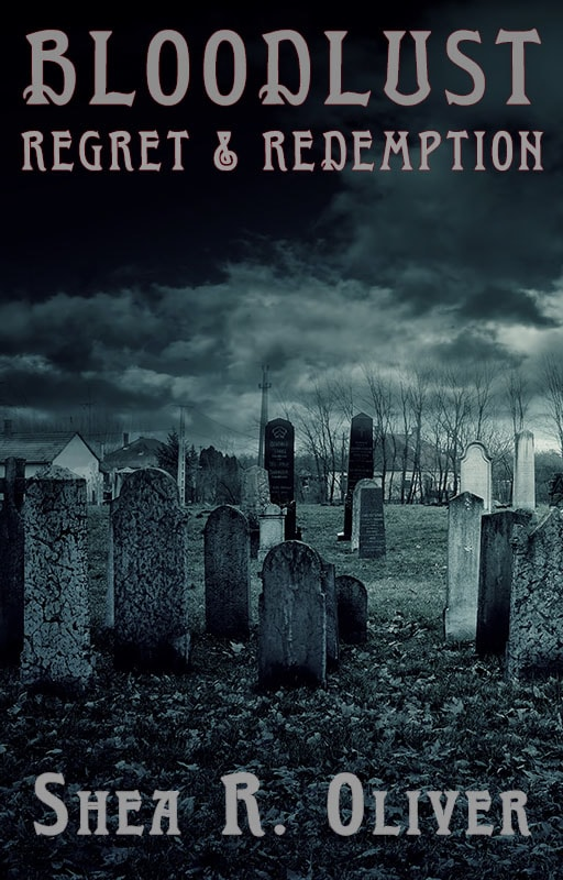 Bloodlust: Regret & Redemption Cover