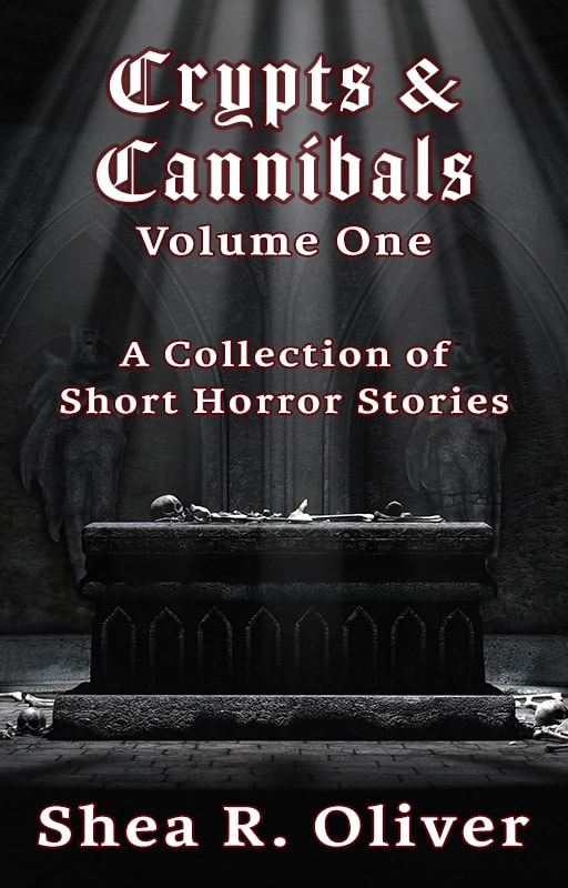 Crypts and Cannibals Cover Volume 1
