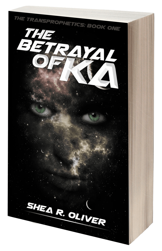 The Betrayal of Ka Book