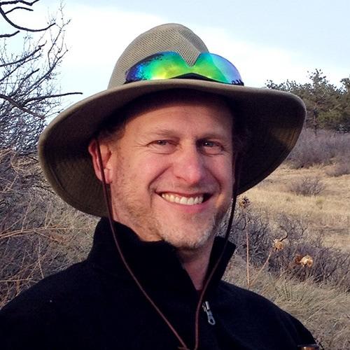 Shea Oliver on Rabbit Mountain