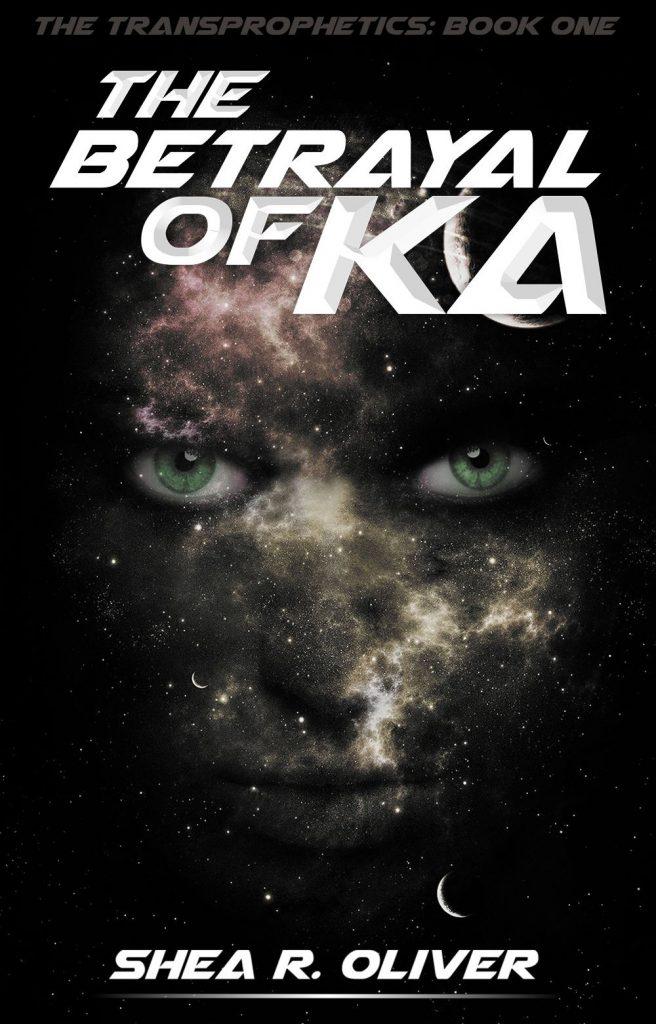 The Betrayal of Ka Cover