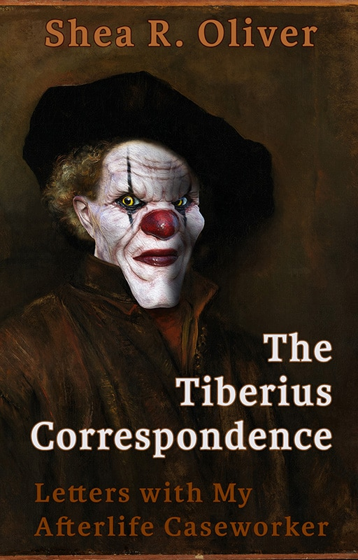 The Tiberius Correspondence Cover