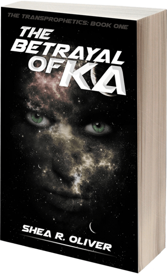 The Betrayal of Ka Front Book Cover 3D